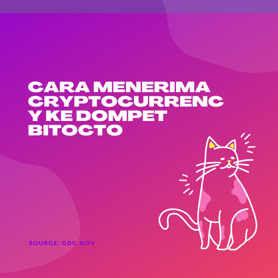 Cara Menerima Cryptocurrency Ke Dompet Bitocto