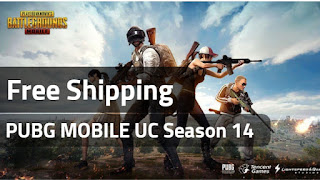 UC FREE PUBG MOBILE SEASON 14
