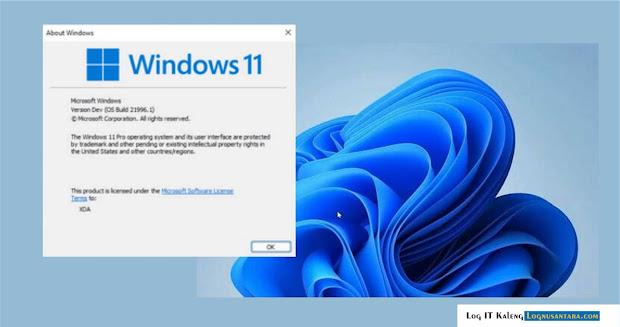 Microsoft Minta di Hapus Link Bocoran Windows 11