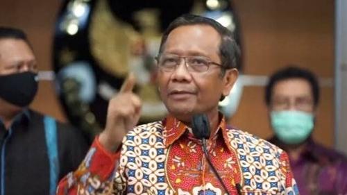Mahfud MD: Meski Banyak Korupsi, Indonesia Tetap Mengalami Kemajuan