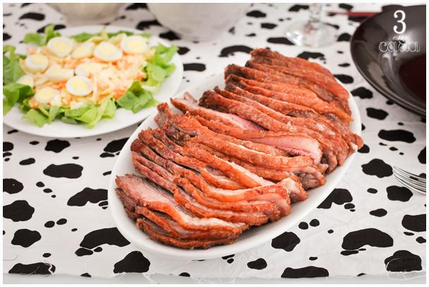 receita rápida carne