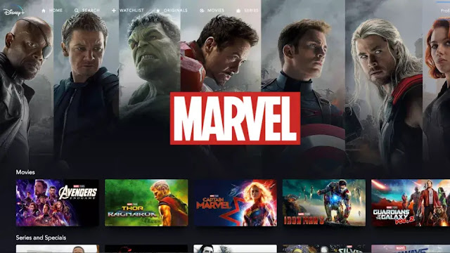 How to watch Marvel movies in the correct order
