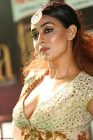 Apoorva in Cream Deep Neck Choli Ghagra WOW at IIFA Utsavam Awards 2017  (Telugu and Kannada) Day 2  Exclusive 17.JPG