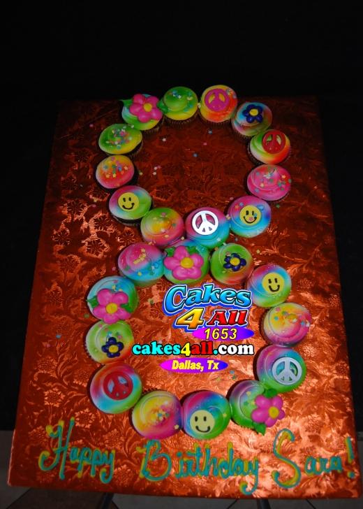 Cakes 4 All In Dallas Elegant Cupcakes In Dallas