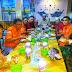 Forum Masyarakat Peduli Kemanusiaan { FMPK }, Adakan buka bersama di Base Camp FMPK Kafe Dapoer Mami.