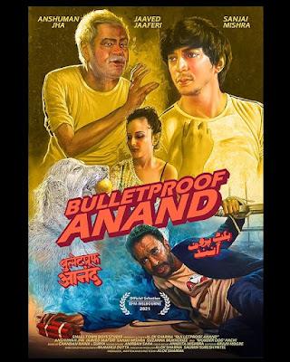 Anshuman Jha movie