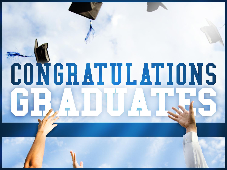 Congratulations Graduates! - Alliance Public Library