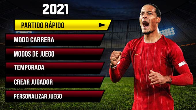 EL JUEGAZO DE FUTBOL 2021 😯 QUE LO TIENE TODO!  MODO CARRERA REALISTA, NARRACION EN ESPAÑOL, CLUBES DE AMERICA Y EUROPA