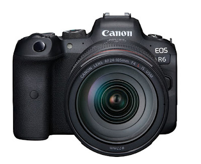 Canon EOS R6 Official Sample Images