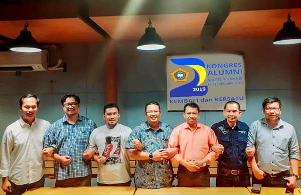 Kongres Alumni SMAN 1 Bekasi