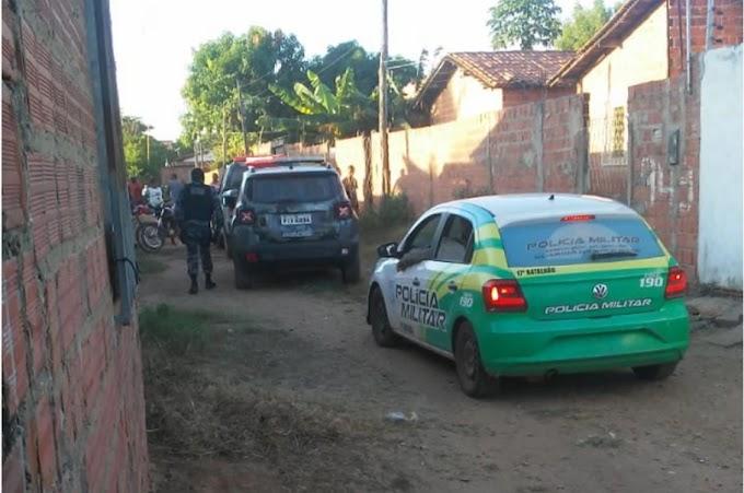 NOTÍCIAS - Suspeito de matar idosa de 74 anos em Teresina é preso em Caxias