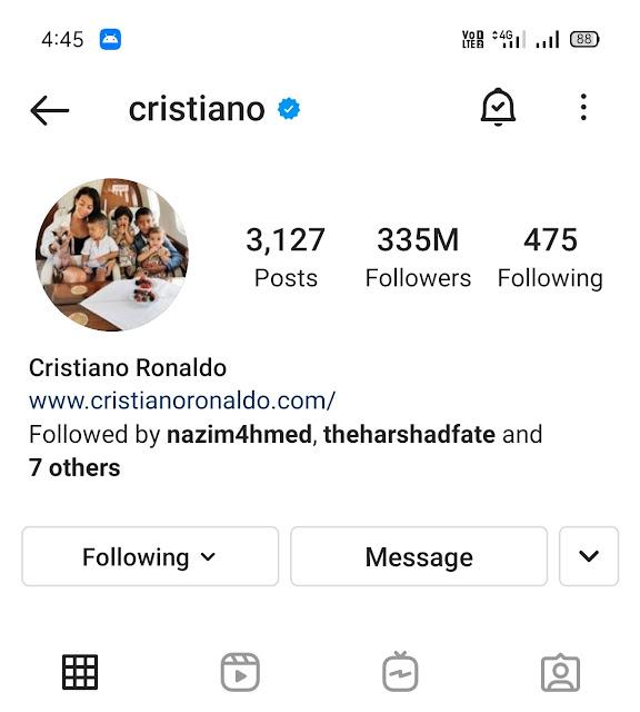 critiano ronaldo-   how to increase instagram followers? . free instagram followers.instagram followers
