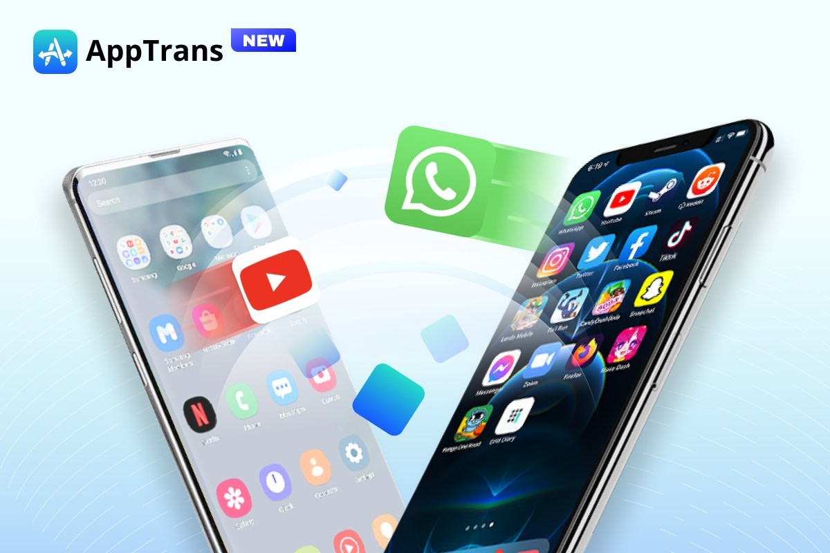 iMobie Released AppTrans - The World's First Free Solution to Transfer WhatsApp and Other App Data between iPhones or Android Phones