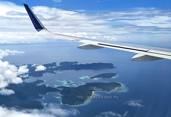 Raja Ampat Flights