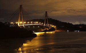 jembatan balerang jembatan habibie di batam