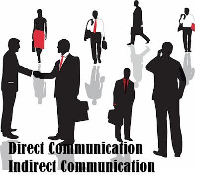 Komunikasi langsung dan tidak langsung - pustakapengetahuan.com