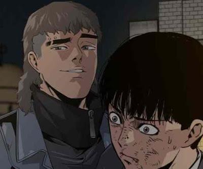 Baca Webtoon To Not Die Full Episode