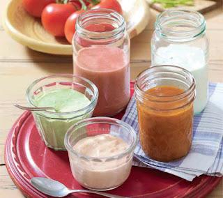 salad dressings recipe