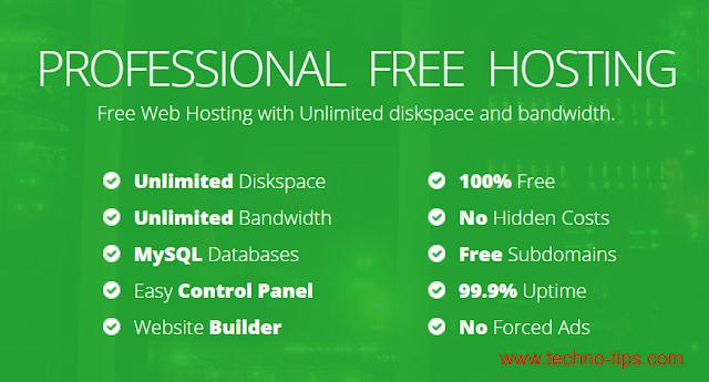 How to Take Free Domain Name Free Web Hosting