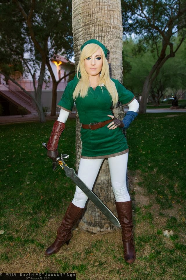 Xplosion Of Awesome Link By Jessica Nigri