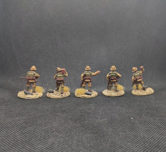 infantry italian