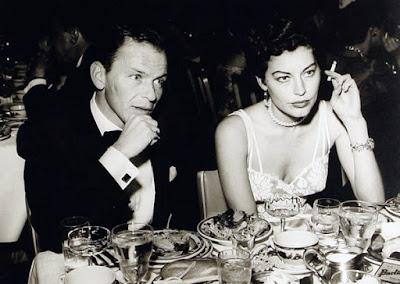 με την Άβα Γκάρντνερ (1951-1957)