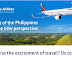 PAL eyes 'special scenic flight' over PH