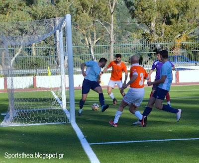 Ποδαρικό με το δεξί για την Εικοσιμία 5-0 τον Εθνικό και ξανά στην 3η θέση