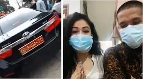 Terungkap! Pemilik Mobil Dinas TNI Bodong yang Viral Bernama Kwe Liong Chun
