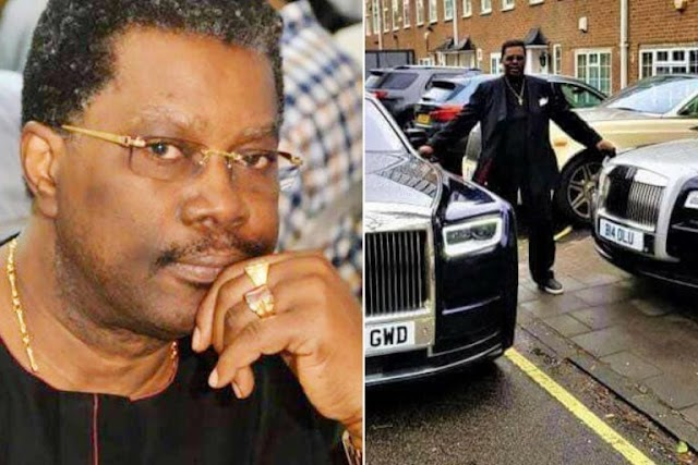 Bolu Akin-Olugbade, Billionaire Businessman And Rolls-Royce Collector, Reportedly Dies From COVID-19