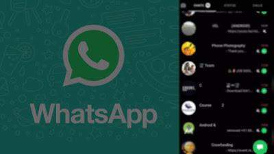 Android और ios में Whatsapp Dark Mode Activate कैसे करे