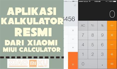 aplikasi miui calculator