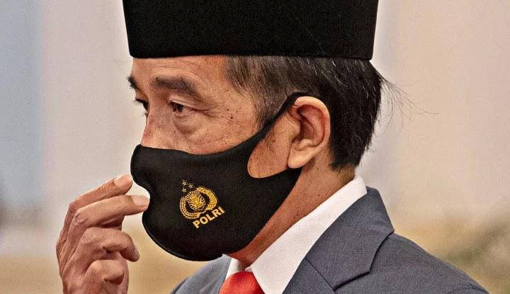 Walah! Partai Solidaritas Indonesia Puji-Puji Jokowi Gara-Gara...