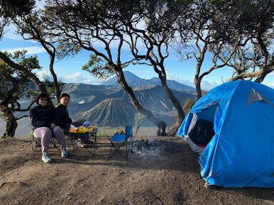 Mt Bromo Milky Way Camping, Blue Flame Ijen Crater Tour 3 Days