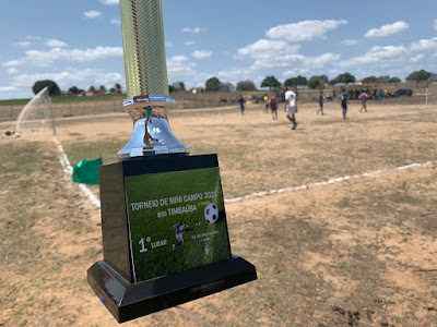 Mais um torneio em Timbaúba