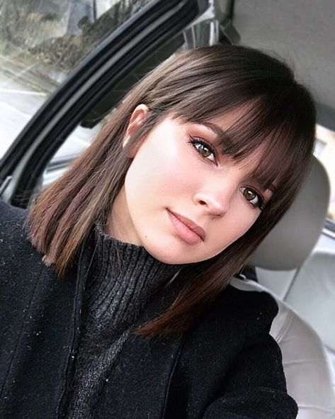10 youthful hairstyles with bangs