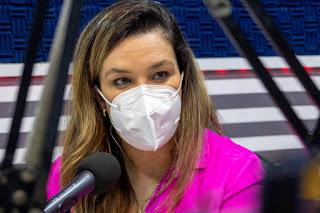 OUÇA! Camila reconhece que trabalho da gestão municipal 'desacelerou' em Guarabira