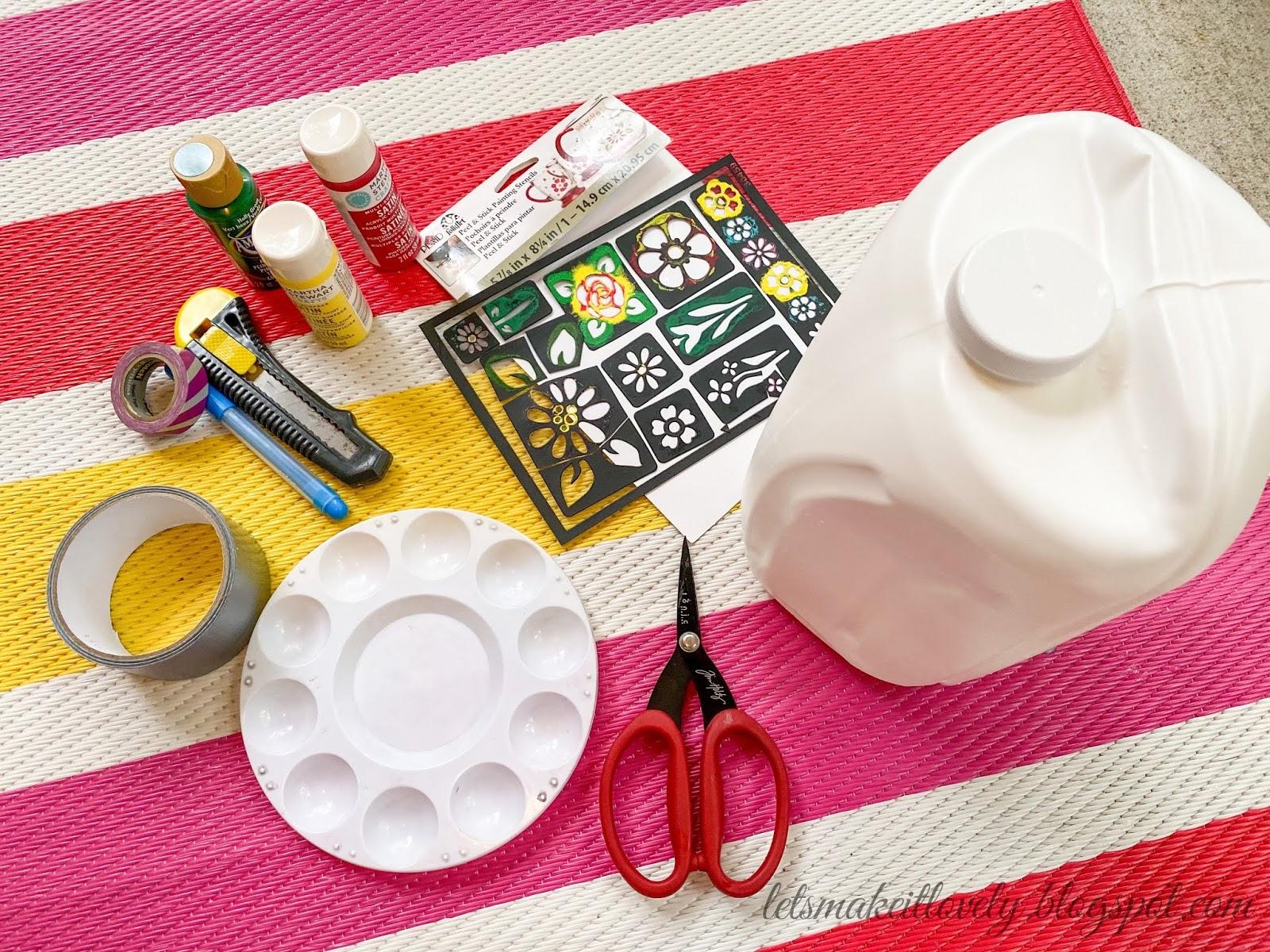 DIY Bird House, Kids Crafts, Summer activities for kids, Kids DIY, Kids DIY Bird House