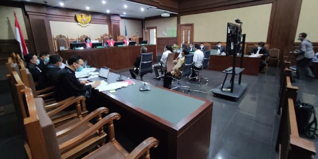 Di Hadapan Hakim, Pejabat Kemensos Tiba-tiba Cabut Pernyataan BAP Penyidikan Kasus Bansos