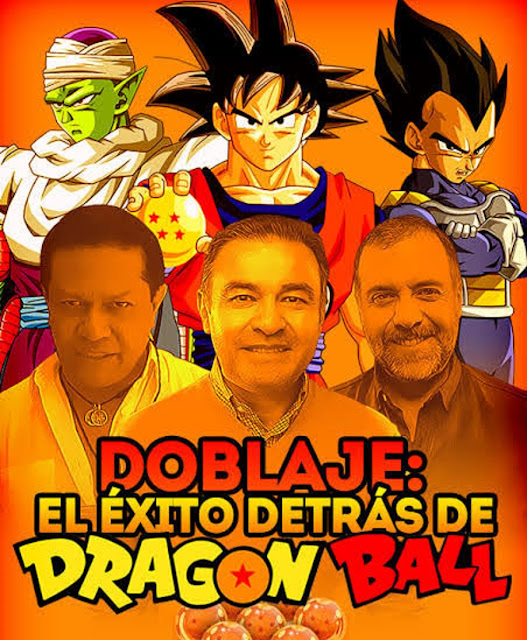 Doblaje De Dragon Ball Super Para Latinoamerica
