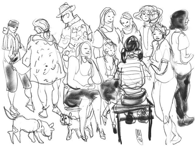 Doodle by Ulf Artmagenta