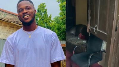 SARS Beat Up Man And His Family, Break His Door Cause He Uses An iPhone (Photos)