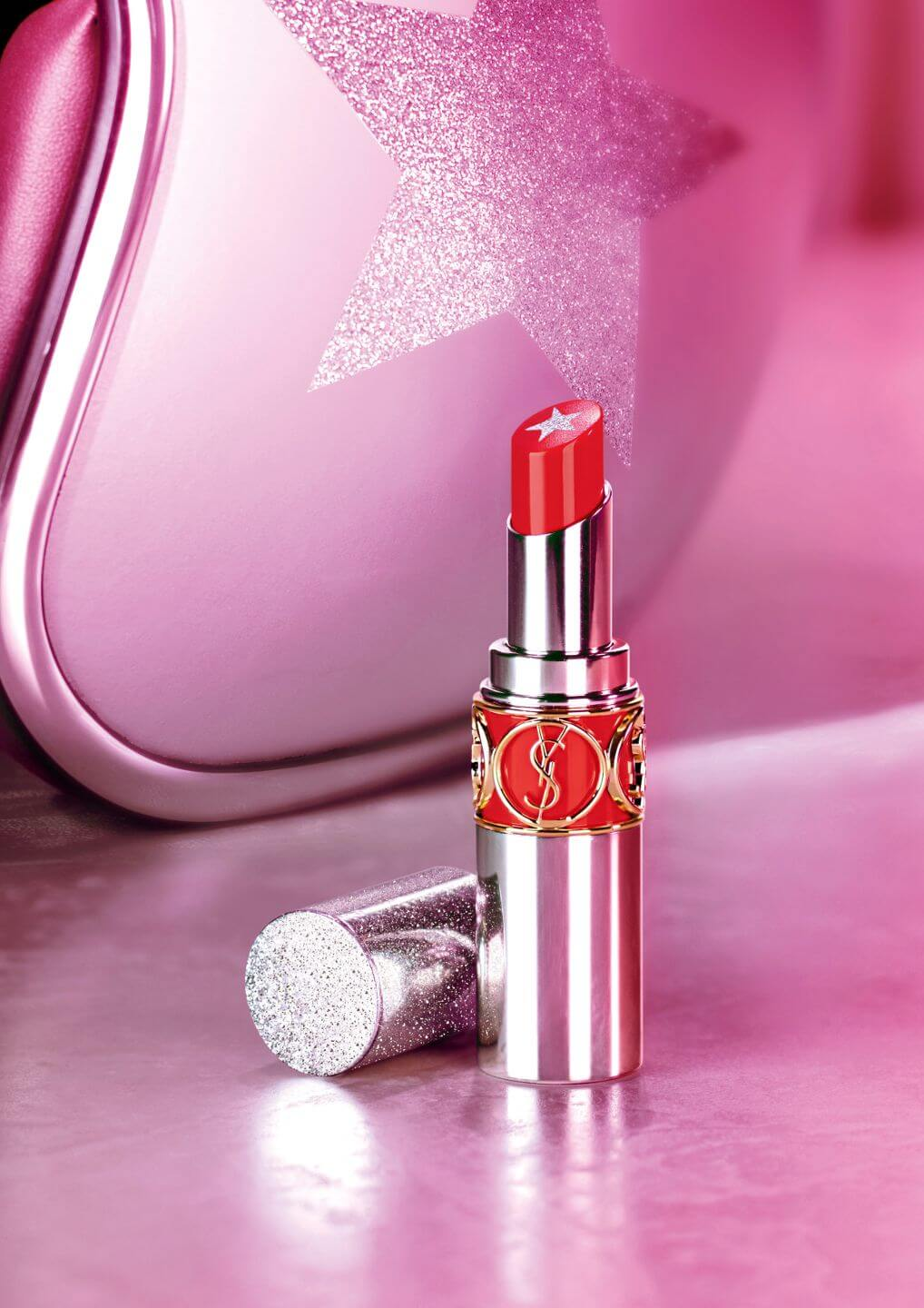 YSL Rouge Volupté Rock N Shine Printemps 2020
