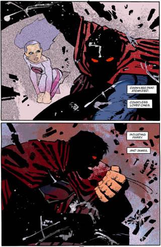 Superman in The Dark Knight Strikes Again, Vol. 3