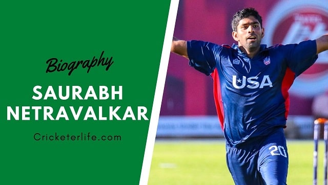 Saurabh Netravalkar cricketer Profile, age, height, stats, wife, etc.