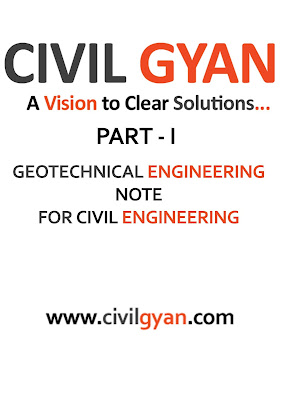 geotechnical engineering lecture notes