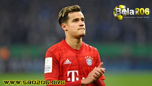 Coutinho Dikabarkan Akan Menggantikan Pjanic