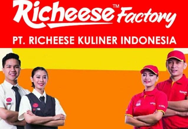 Lowongan Kerja PT Richeese Kuliner Indonesia 2021