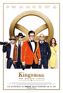 Kingsman The Golden Circle - Totally Useless Movie Trivia
