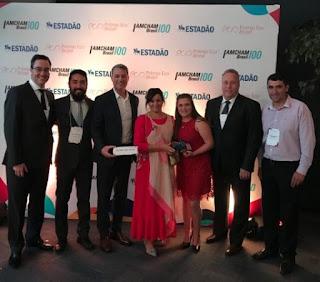 Legado das Águas ganha Prêmio ECO com projeto de automação da rastreabilidade de plantas